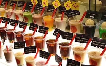SMALL MARKET@DELI — соки и мороженое всех сортов!