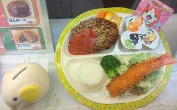 Детское меню в ресторане «Тонкатсу»