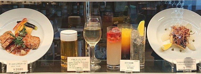 Презентация напитков