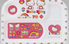 Серия «Hello kitty» (номер 16)
