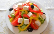 Муляж салата «Греческий» под заказ