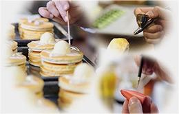 Производство японских муляжей блюд