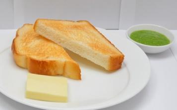 """Стоимость муляжа """"Butter toast"""" 122 $"""