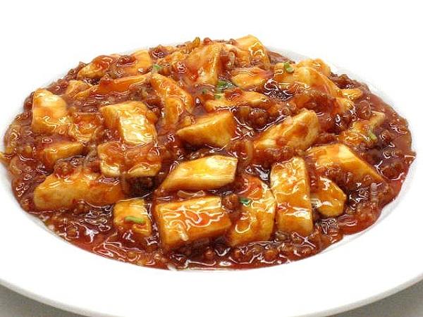 "Муляж ""Мабо тофу"""