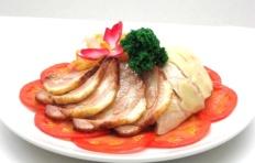 Муляж блюда «Мясной сет»