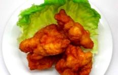Муляж «Жареные кусочки курицы» 6-8 см (цена за 1 шт)