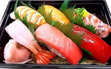 Муляжи суши