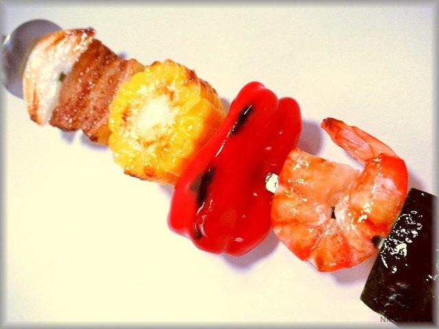 "Kebab replica ""A"" L (33 cm)"