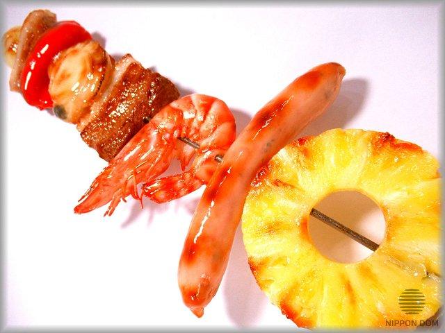 "Kebab replica ""A"" LL (47 cm)"