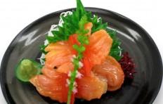 Муляж моллюска (сашими)