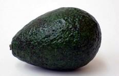 Муляж авокадо (90/ 63 мм)