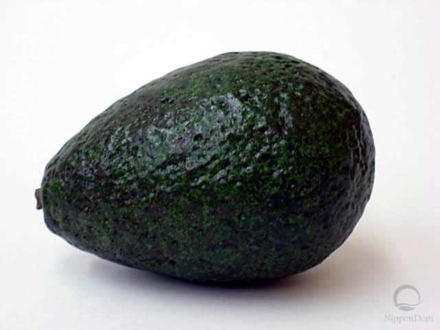 Муляж авокадо