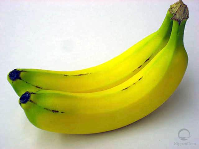 Муляж бананов