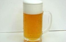 Муляж запотевшей кружки пива (435 мл)