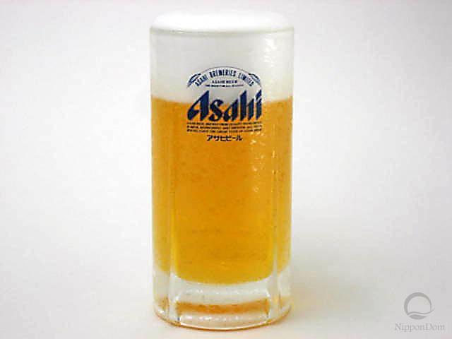 Муляж кружки пива Asahi