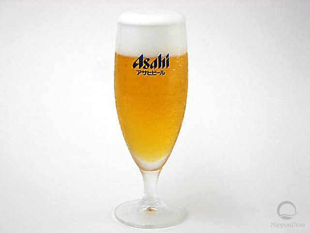 Муляж бокала пива Asahi (240 мл)