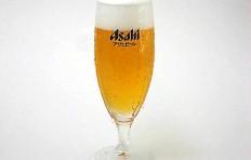Муляж запотевшего бокала пива «Asahi» (240 мл)