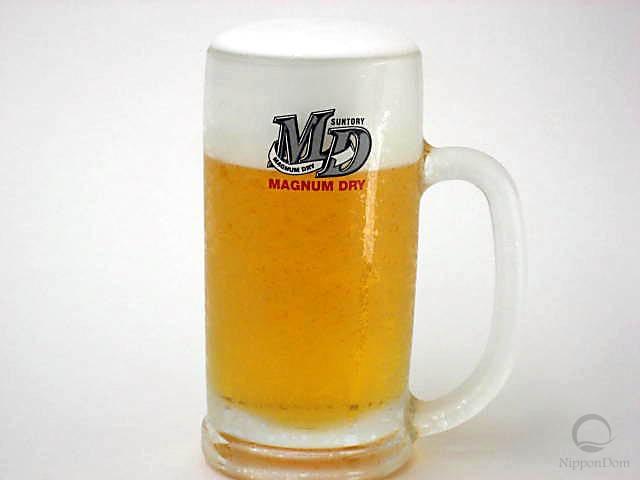 Муляж кружки пива Magnum Dry (435 мл)
