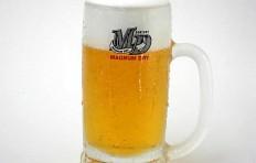 Муляж запотевшей кружки пива «Magnum Dry» (435 мл)