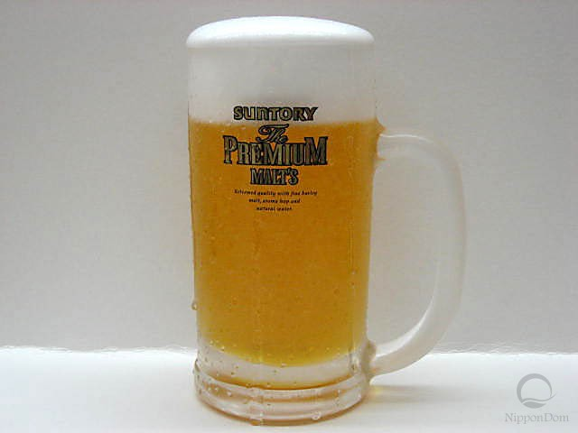 Муляж кружки пива Premium Malt's (435 мл)