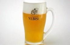 Муляж кружки пива «Yebisu» (435 мл)