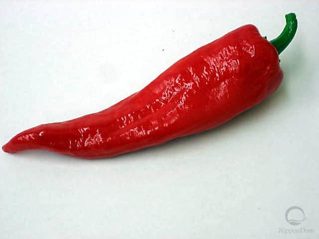 Муляж красного перца чили