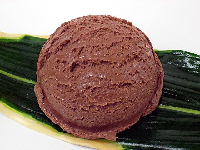 Шоколадное мороженое (12)