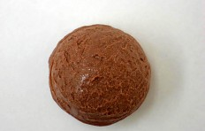 Муляж шоколадного мороженого (14)