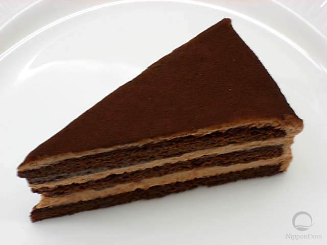Шоколадный торт-2