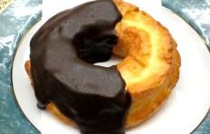 Муляж пончика «Шоколадная мода»