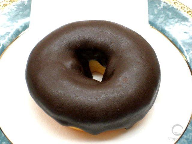 """Муляж пончика """"Шоколадное кольцо"""""""
