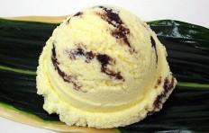 Муляж ванильного мороженого с шоколадом-2