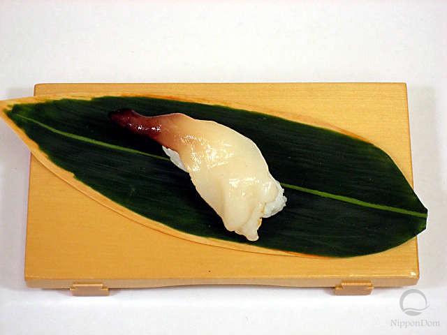Муляж моллюска (сырого)