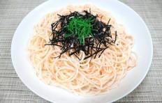 Муляж спагетти с икрой трески-2