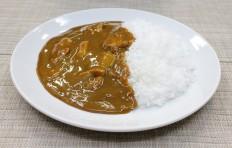 Муляж карри с рисом