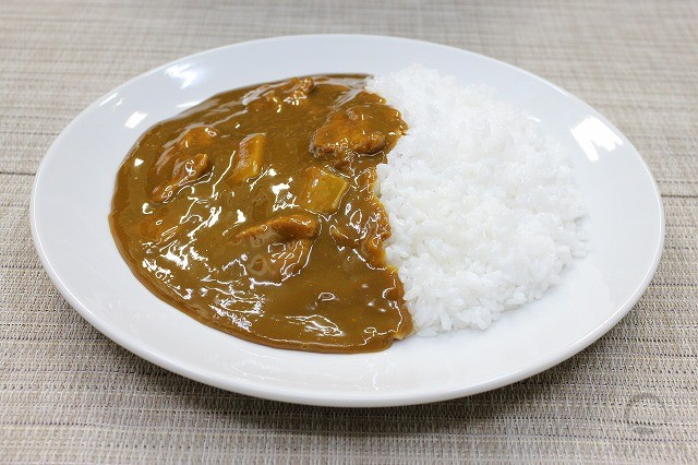 Карри с рисом