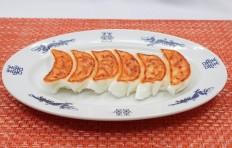 Муляж блюда «китайские пельмени Гёдза»