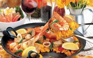 Муляжи блюд - Европейская кухня