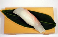 Муляж суши «камбала» (7)