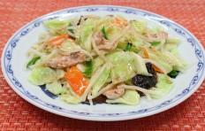 Муляж блюда «Жареные овощи»