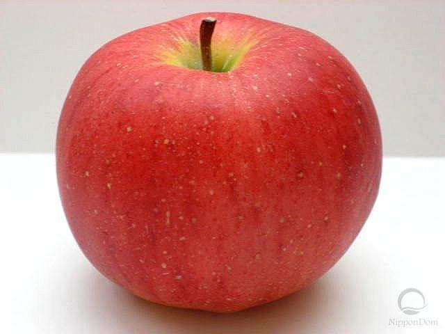 Муляж яблока Фуджи