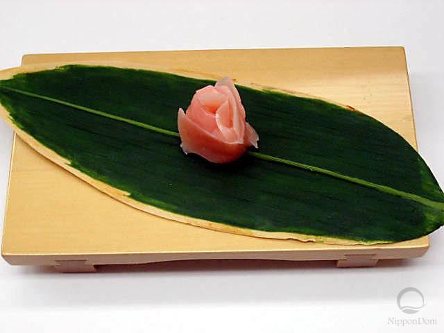 Маринованный имбирь (красный)-3