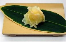 Муляж маринованного имбиря (белый)-4
