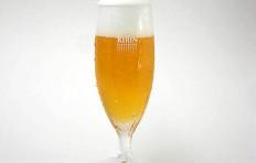 Муляж запотевшего бокала пива «Kirin» (360 мл)