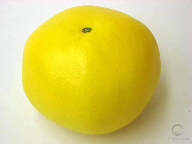 Муляж грейпфрута