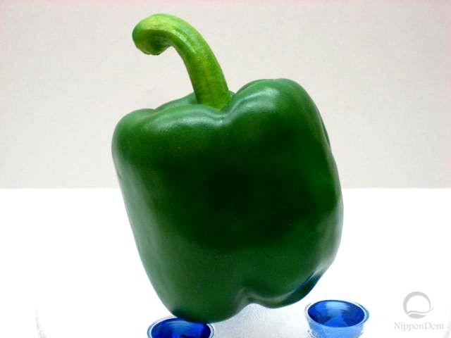Муляж зеленого перца