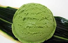 Муляж мороженого «зеленый чай» (12)