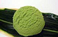 Муляж мороженого «зеленый чай» (14)