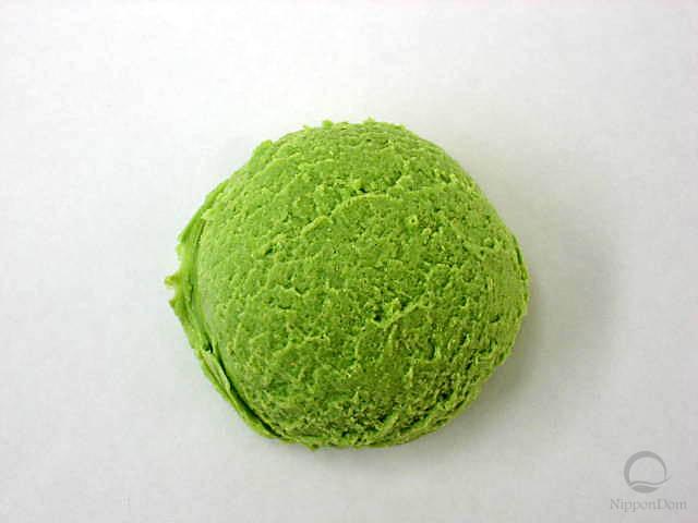 """Муляж мороженого """"Зеленый чай"""" (50x33 мм)"""