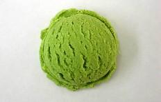 Муляж мороженого «Зеленый чай» (18)